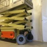 JLG 2030ES fra Køge Liftudlejning ApS
