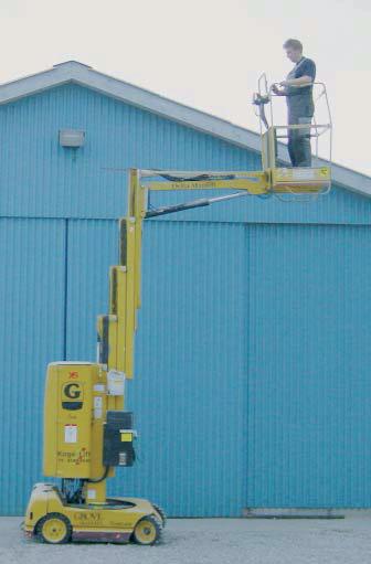 Grove VM800T, Køge Liftudlejning